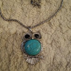 Cutest ever owl necklace if you like owls!